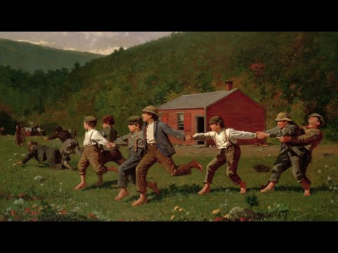30 Most Famous Winslow Homer Paintings.
