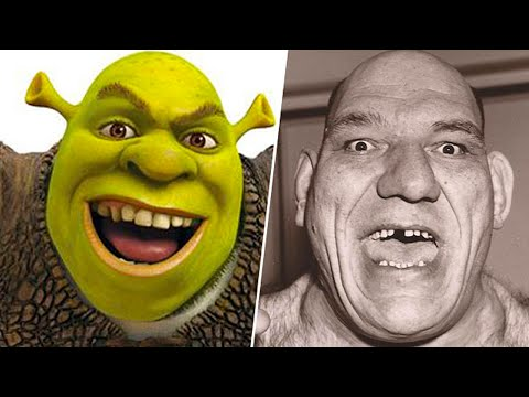 5 Popular Cartoon Characters Based On Real People