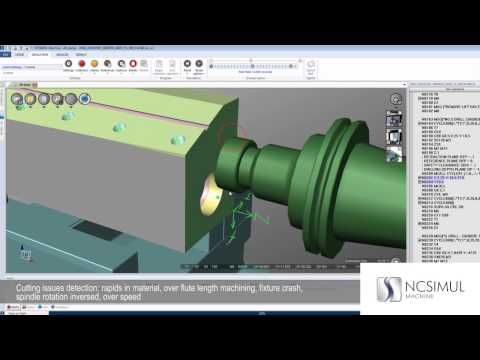 NCSIMUL | NCSIMUL MACHINE | The smart, high-performance CNC
