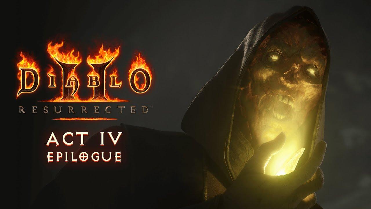 Diablo® II: Resurrected™   Ролик-эпилог акта IV