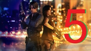 Resident Evil 6 - Leon Campaign - Chapter 5 - Coop - No Hope