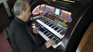 james bond theme bob frazier lowrey organ gerdeco 0070