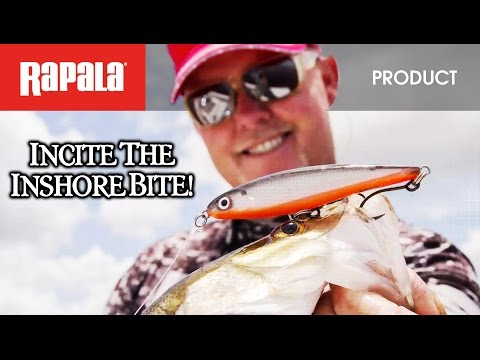 The best lure for inshore species-The Rapala® X-Rap® Long Cast Shallow