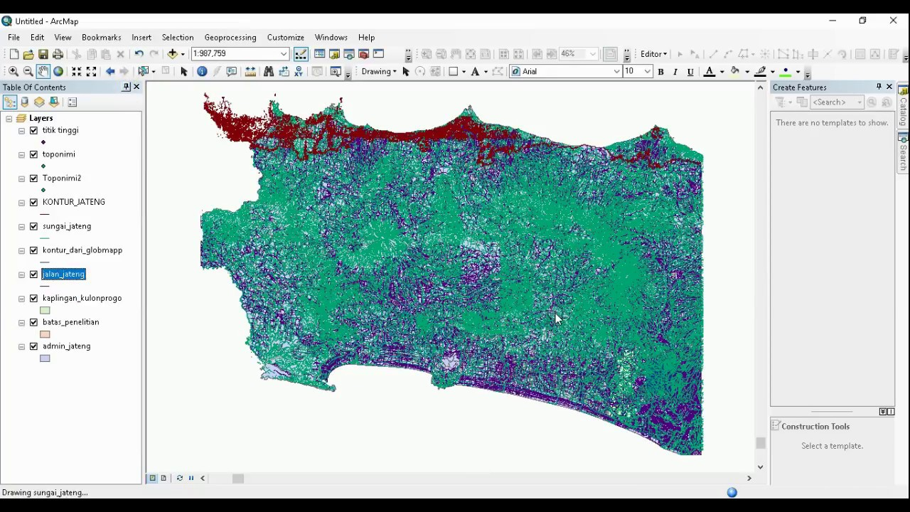 Basic ArcMAP Convert mapinfo tab file to arcmap shp file
