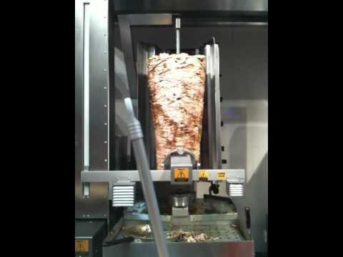 Fastest Shawarma Machine Intelligent Robot High Tech