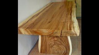 Large Wood Slabs