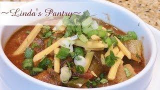 ~hawaiian Inspired Chili With Linda's Pantry~