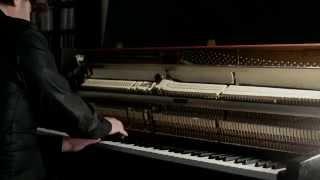 JAZZ AT HOME / Benjamin Moussay PIANO SOLO PART 1 18 / 01 / 2015