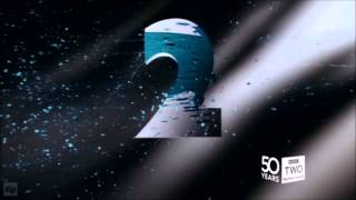BBC Two 50th Anniversary Idents-'1991-2001 2's' Revival (2014)
