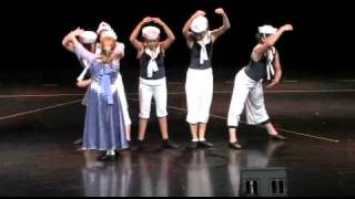 Toy Shop Dance Performance - A Star Studios - Jazz, Ballet, Breakdancing