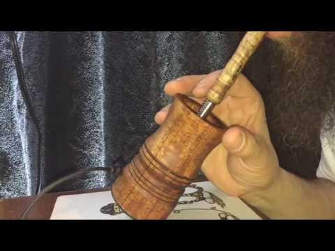 Ed's TnT WoodScents Titanium AromaLog