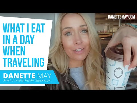 What I Eat In A Day When Traveling