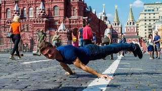 Street Workout In Public 😮