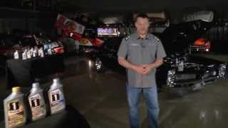 mobil 1 oil change tutorial with tony stewart