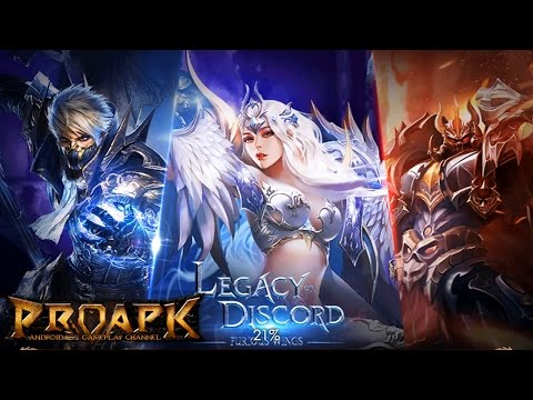 Legacy of Discord - Furious Wings Gameplay Android / iOS