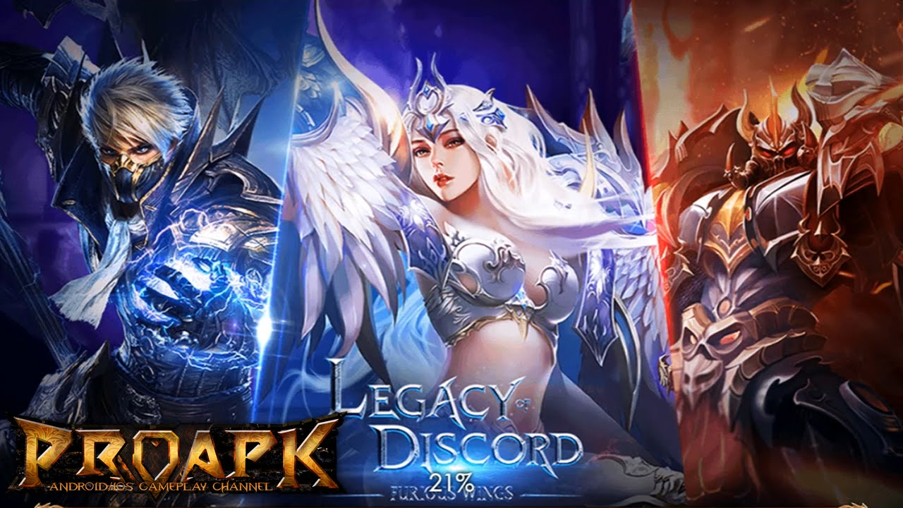 Legacy of Discord Furious Wings Hack MOD Terbaru