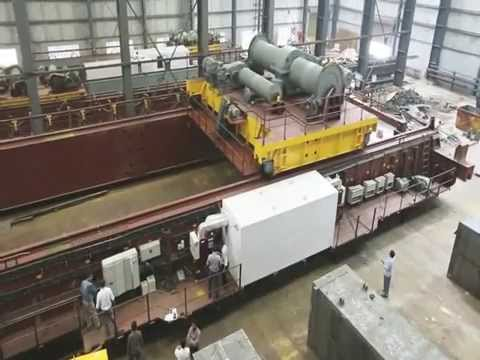 Federal Engineers - Largest Exporter of steel plant duty EOT CRANES