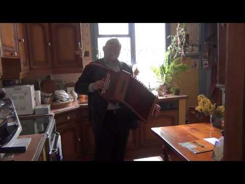 Ma Bonne étoile Joe Dassin  à L'accordéon Diatonique