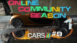 Project CARS Community Season 1 #9 - Formula Gulf 1000 - Rennen @Laguna Seca