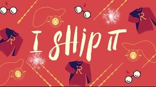 I Ship It: the series   Trailer   CW Seed   Yulin Kuang