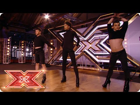 Preview: The Clique get down to Little Mix! | The X Factor UK 2017