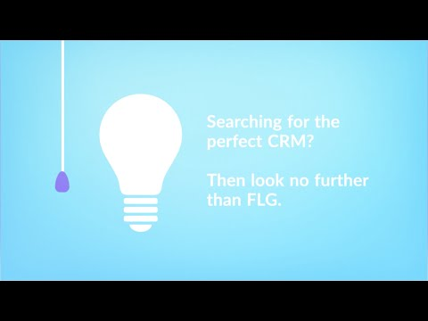 Introducing FLG - the UK's #1 CRM for B2C businesses
