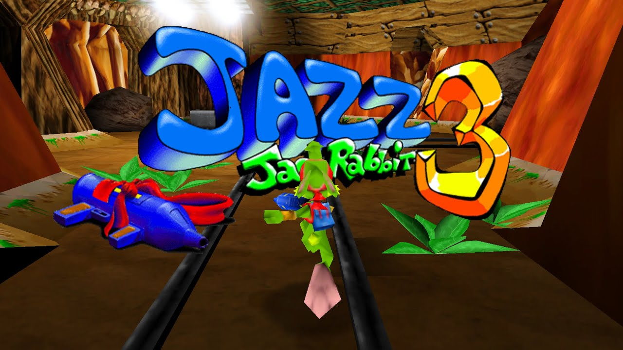Jazz Jackrabbit 3 Public Test Demo · Unreleased Game - YouTube