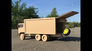 How to Make a Crane Beam in a Truck on RC