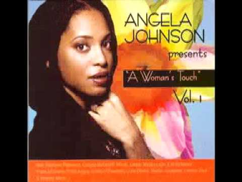 Angela Johnson That's Just The Way  ft. Monét