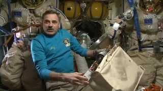 Подготовка к выходу в открытый космос 1 (Август, 2015)