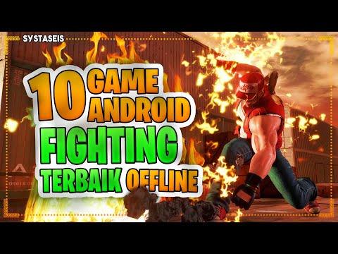 10 Game Android Fighting Terbaik Offline