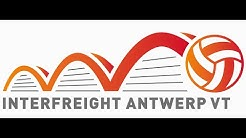 Belgian Volley League Women: Interfreight Antwerp VT - Ladies Volley Limburg As-Tongeren
