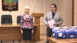 Глава г. Конаково и Администрация города наградили оригинально украшенные предприятия города