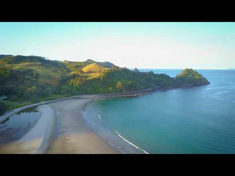 New Zealand Northern Island MAVIC PRO Drone Footage
