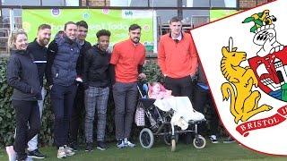 Bristol City Golf Day raises over £10,000 for CHSW