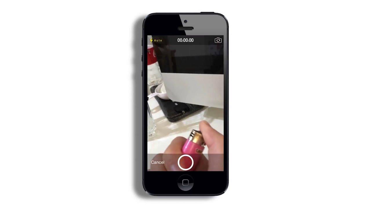 Как сделать из видео гифку на айфоне
