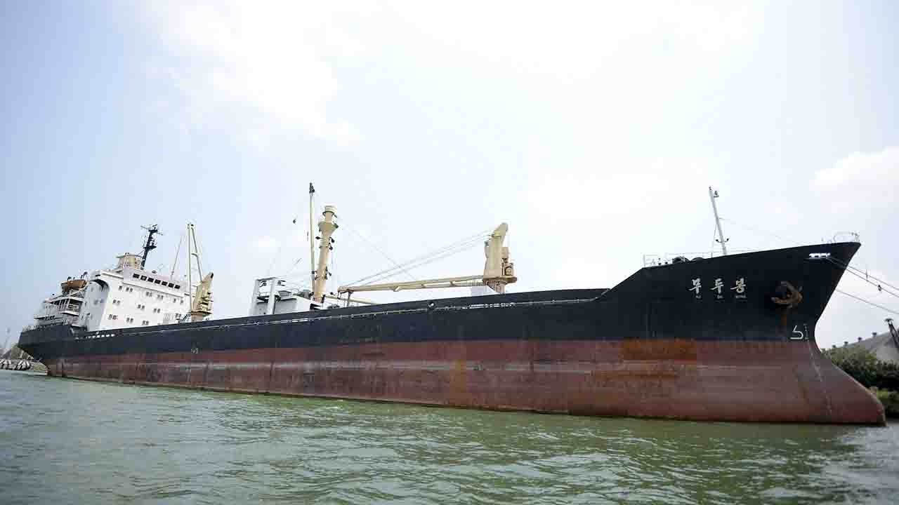DPRK ships return home with coal after China enforces sanctions