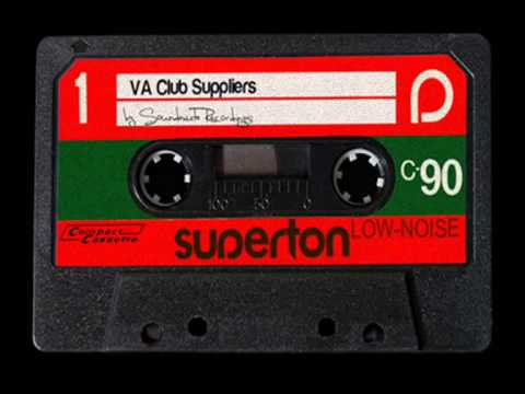New Techno Music - VA CLUB SUPPLIERS mixed by ANYER QUANTUM Soundmute Recordings