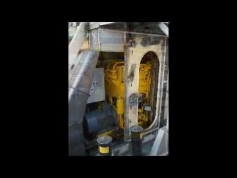 Escort winch with independent drive Tug Antey - Fluidmecanica