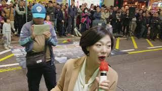 旺角羅文171125ending-千言萬語~天后級小龍女演唱