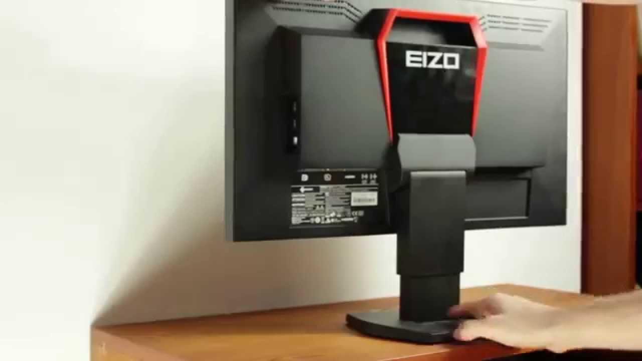 EIZO FORIS FG2421 GAMING MONITOR SMPRO WINDOWS 8