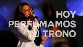 Hoy perfumamos tu trono / Yo quiero mas por Alex Zamora & Alabanza Obra de Orange