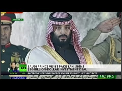 Saudis make historic investment in Pakistan