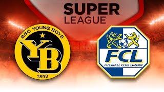 BSC Young Boys - FC Luzern | Schweizer Super League #10