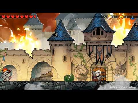 Wonder Boy: The Dragon's Trap - Sega Master System Remake