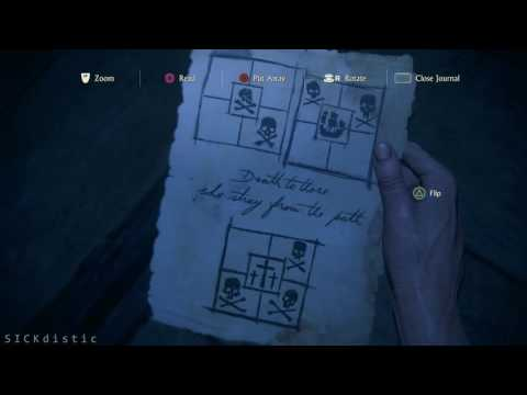 DEATH TRAP - Uncharted 4 A Thief's End : Avery's Descent