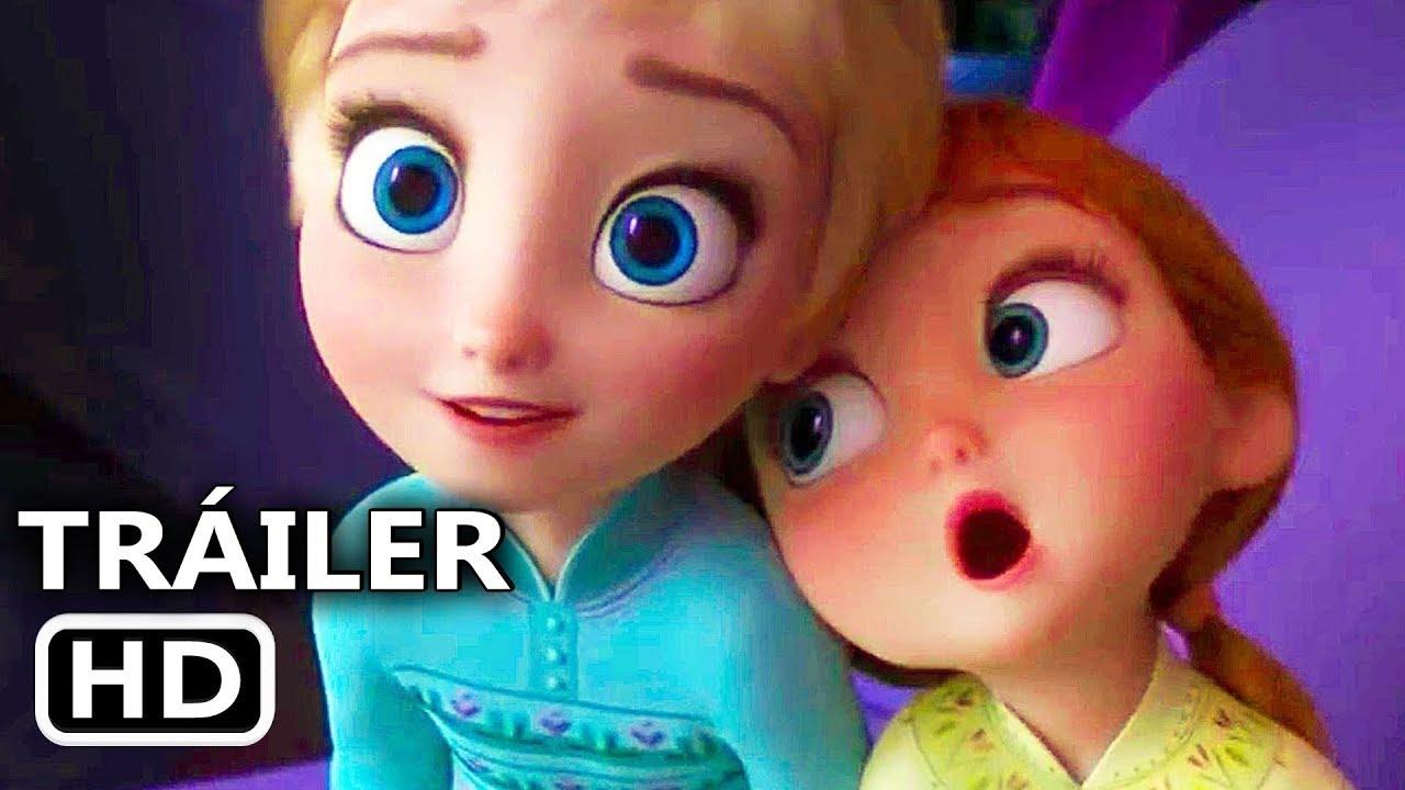 Frozen 2 Tráiler Español Doblado 3 Nuevo 2019