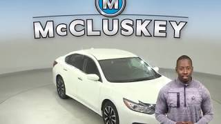 G12296TR Used 2018 Nissan Altima White Sedan Test Drive, Review, For Sale -