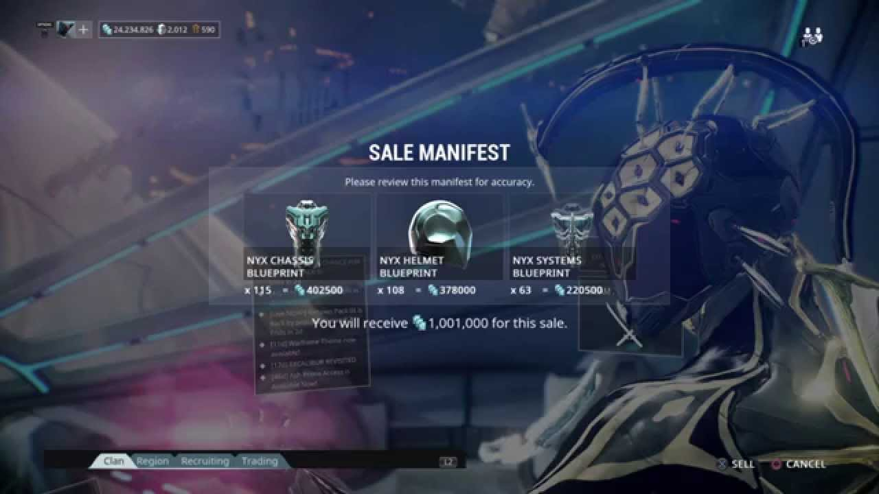 Warframe 1 million credits from phorid youtube warframe 1 million credits from phorid malvernweather Image collections