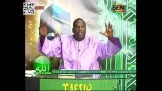 Iran Ndao fait des révélations sur Serigne Cheikh Tidiane Sy Khalif général des tidianes